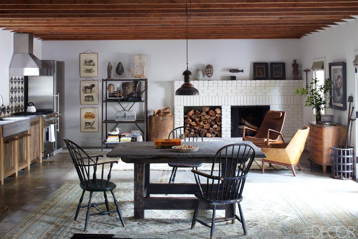 eine farm in kalifornien living space k chen rustikal. Black Bedroom Furniture Sets. Home Design Ideas