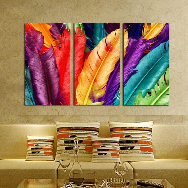 coloured feathers 3 piece en 2018 new home mario. Black Bedroom Furniture Sets. Home Design Ideas