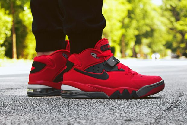 nike air force max 2013 fire red toro 1 More Sneakers