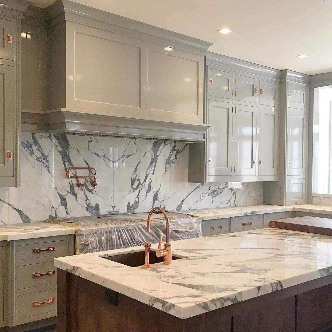 Katierogue On Instagram Happy Friday Kitchendesign Katierogulski Customkitchen Customcabinets In 2020 Rose Gold Kitchen Kitchen Cabinet Design Kitchen Design