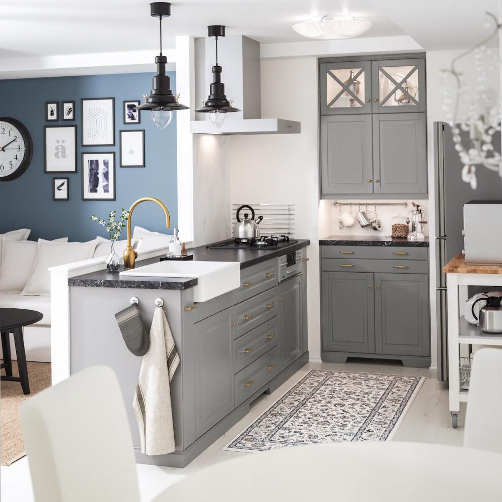 Seria Bodbyn Interior Design Kitchen Rustic Interior Design Kitchen Kitchen Decor Inspiration