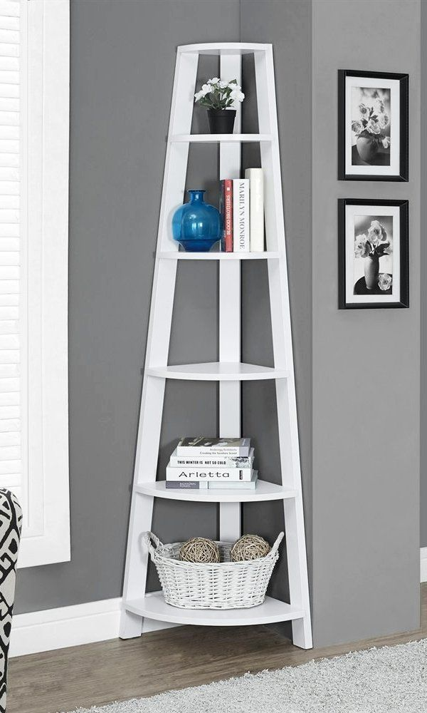 Too Much Stuff, Too Little Space? Add A Bookshelf To Your Room For Extra  Organization And Storage. To Add Visual Interest, Scatter Decorative Pieces  And ...