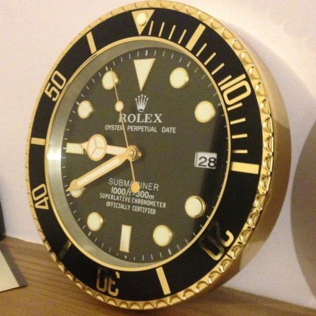 Rolex Wall Clock Rolex Oyster Perpetual Date Wall Clock Clock