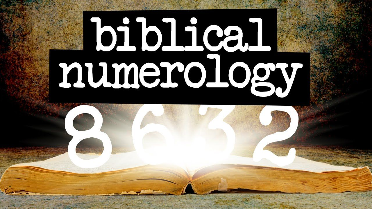 The meaning of numbers in the bible numerology videos biblical numerology meaning of numbers in the bible biocorpaavc
