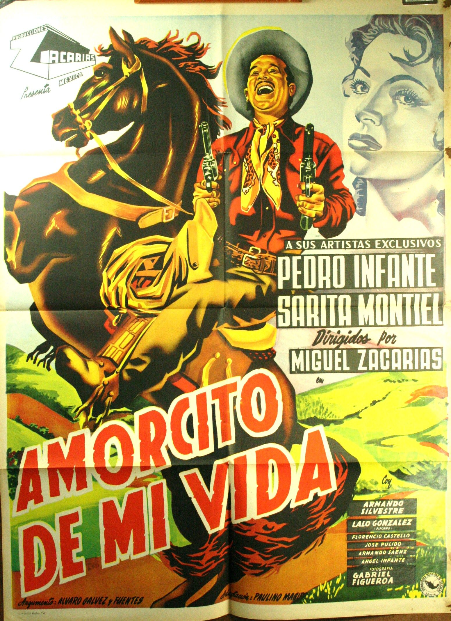 Amorcito De Mi Vida The Sweetheart Of My Life 1951 Old Film Posters Movie Posters Vintage Film Posters Art