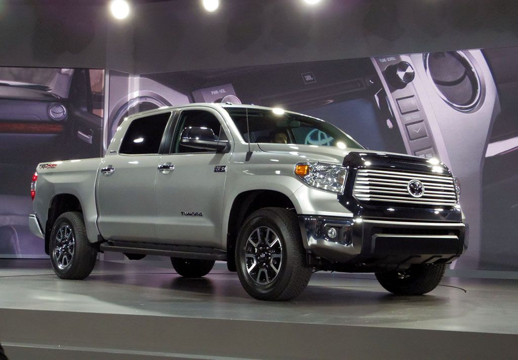2017 toyota tundra review release and price. Black Bedroom Furniture Sets. Home Design Ideas