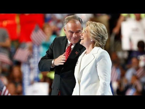 Kaine disagrees with Clinton on taxpayer-funded abortions