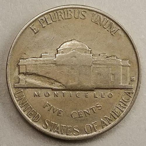 Error Errorcoins 1940 S Jefferson Nickel W Major Reverse Lamination Error Exact Coin Rare Coins Worth Money Coins Coin Worth