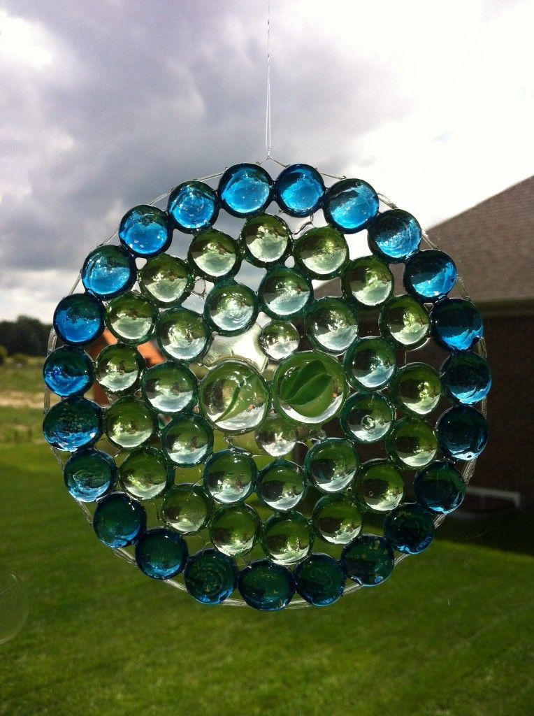 Glass Gem Sun Catchers Kids Can Make  Crafts  Gem crafts