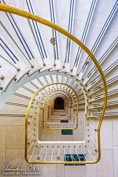 Treppen München treppenhaus stiegenhaus in münchen deutschland treppen
