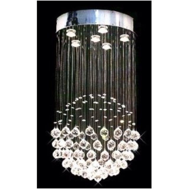 Raindrop chandelier home at last pinterest chandeliers lights raindrop chandelier aloadofball Gallery