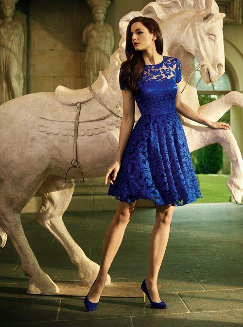 Womenswear: Ted Baker for Fall/Winter 2014-2015