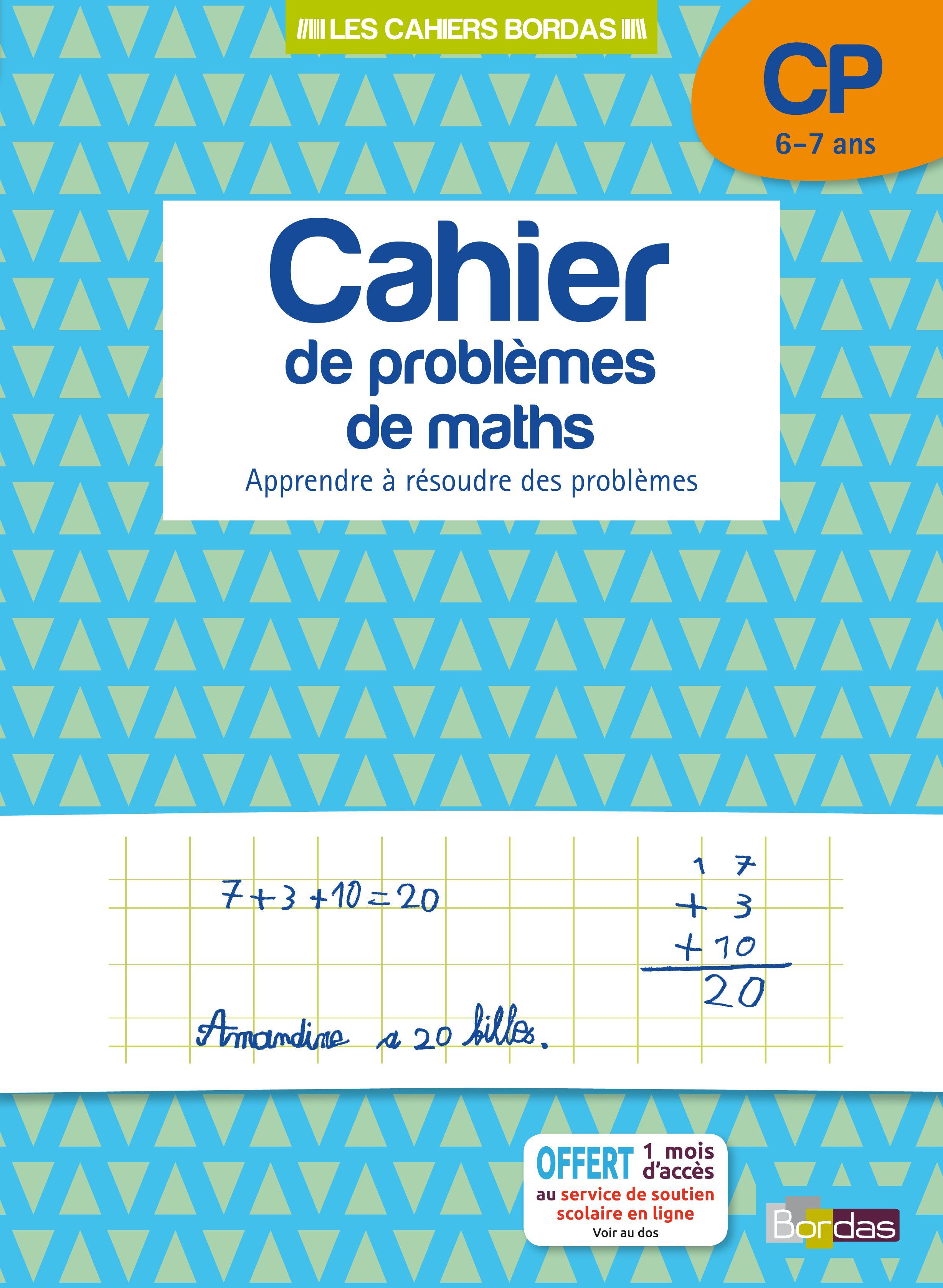 Cahier De Problemes De Maths Bordas En 2020 Livre Listes De Lecture Livres En Ligne