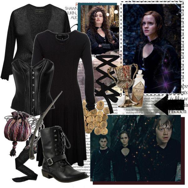 Breaking into Gringotts Bank  | *~HP Wannabe Wizard Wear