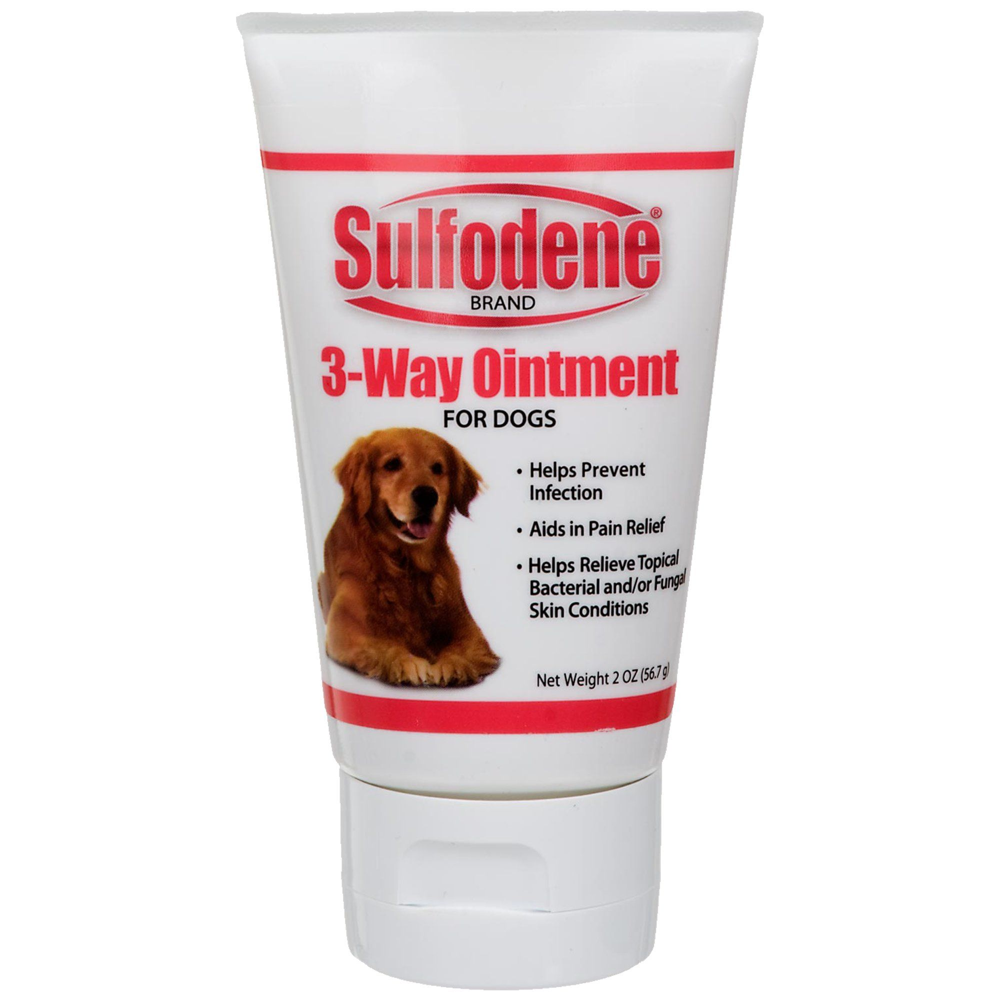 Sulfodene 3Way Ointment for Dogs Home remedies for skin