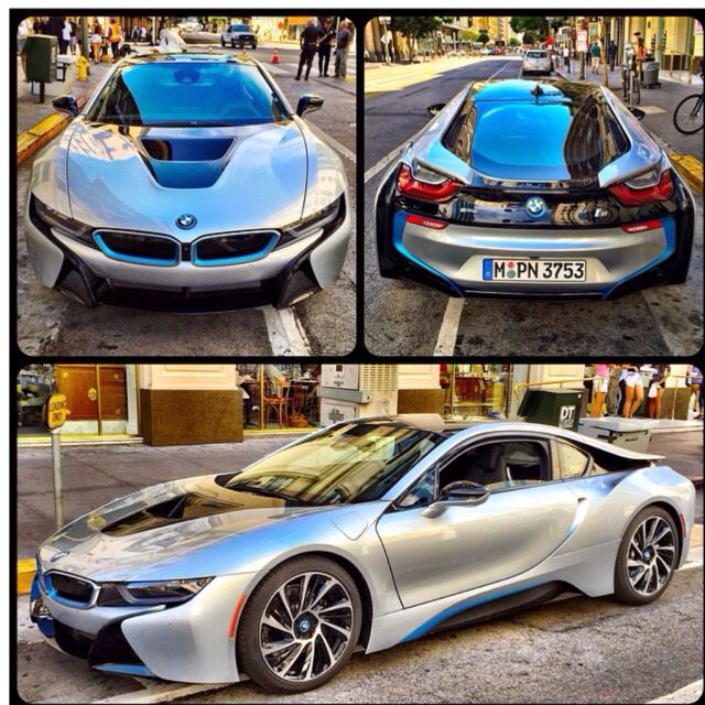Bmw I8 Smokin Hot Wheels Bmw I8 Automobile Bmw