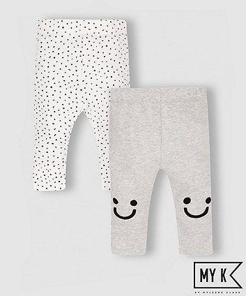 BABY K BY MYLEENE KLASS DRESS AND LEGGINS NEW BABY