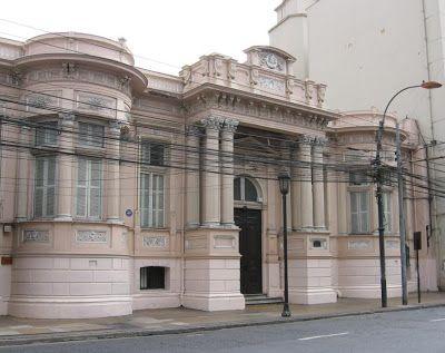 Valparaíso, puerto de mis amores: Monumentos Históricos, Iglesias, Cines y Teatros
