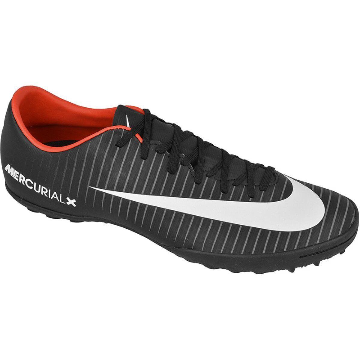 Buty Pilkarskie Nike Mercurialx Victory Vi Tf M 831968 002 Wielokolorowe Czarne Platform Sneakers Sneakers Puma Platform