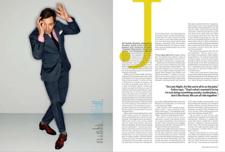 Gq April 2013 Magazine Layout Gq Magazine Covers Gq Mens Style