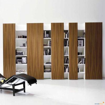mobili- contenitori-soggiorno-28 | CASA | Pinterest | Contenitori ...