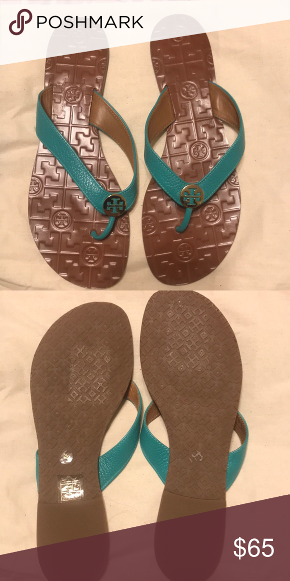 New Tory Burch Sandals New Tory Burch Sandals  Size 10 Tory Burch Shoes Sandals