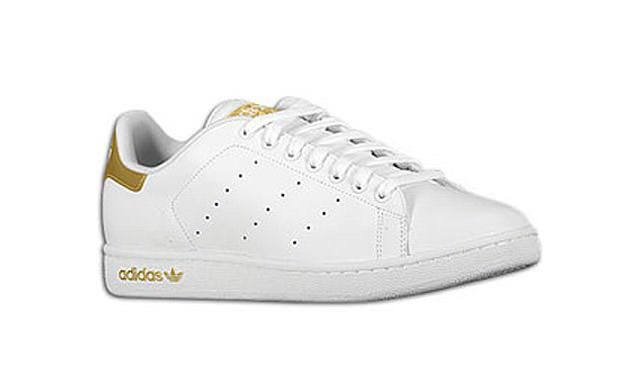 adidas stan smith 2 gold