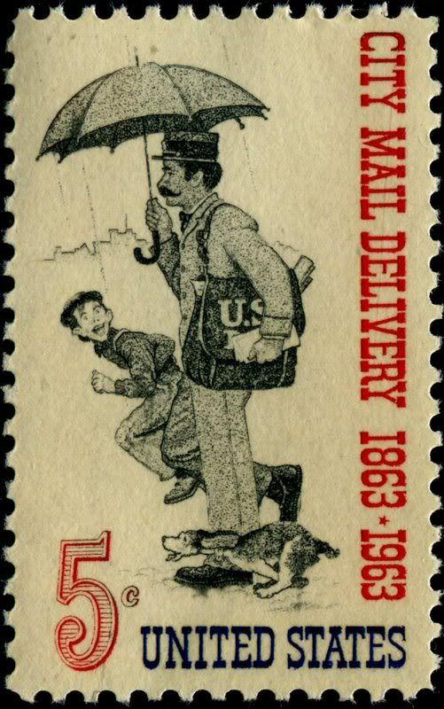 Mailman - Mailmen - Stamp Community Forum - Page 3 | Vintage