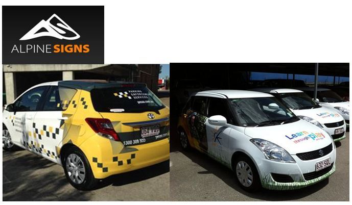 If You Are Looking For A Sign Writing Company Who Can Create Vehicle Wraps In Brisbane To Advertise Your Business Look No Other Than Car Wrap Vinyl Wrap Fleet