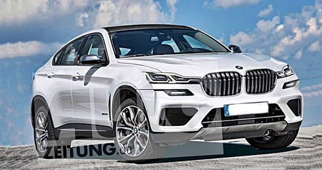 2021 Bmw X6 Rendering Rumors Bmw X6 Bmw Super Luxury Cars