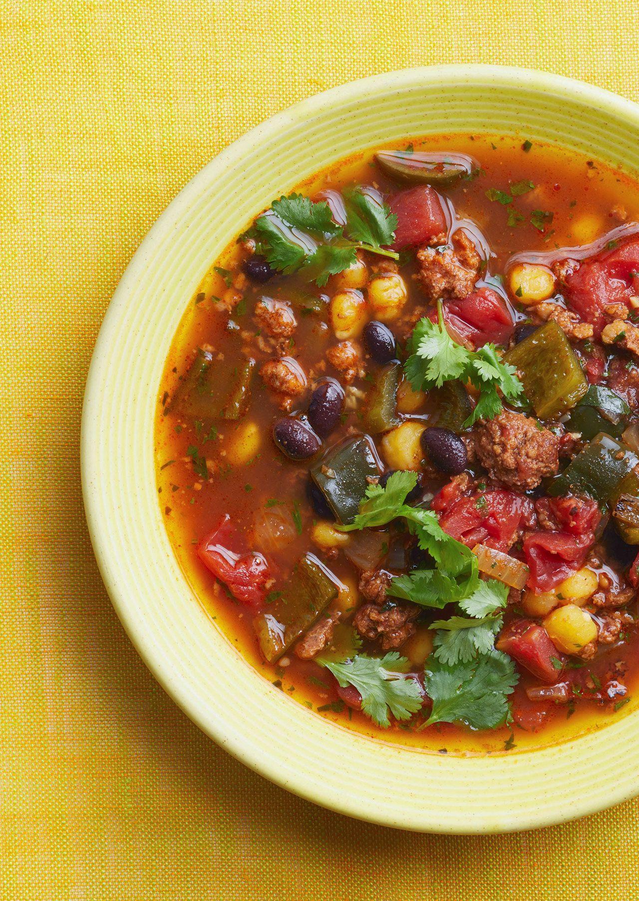 f2dc481a8b25344d46d221470b5677e0 - Chorizo And Lentil Soup Better Homes And Gardens