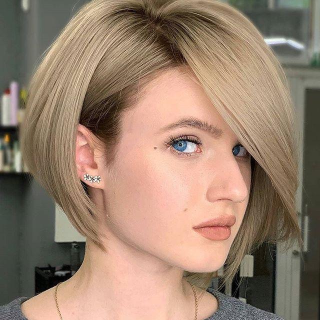 33 moderne bob frisuren gestuft | bob frisur, haarschnitt
