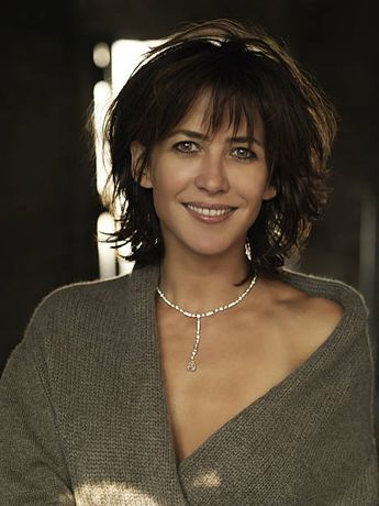 Sophie Marceau, Self Assignment, September 12, 2009