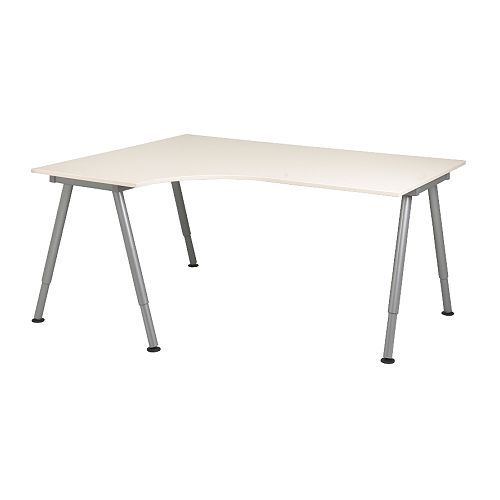 GALANT Hoekbureau links IKEA Gratis 10 jaar garantie Raadpleeg