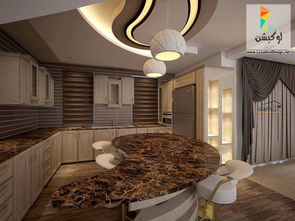 احدث الأفكار و التصميمات للمطابخ الامريكاني 2017 اهم ما يميز المطبخ الأمريكي و التقليدي Custom Kitchen Cabinets Custom Kitchen Cabinets Design Kitchen Decor