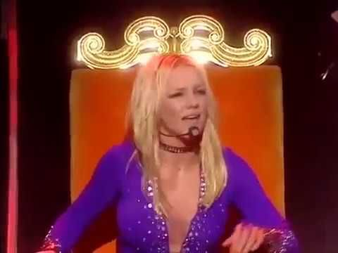 britney spears i cant get no satisfaction live oida