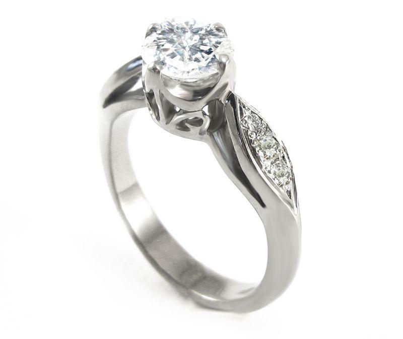Resultado de imagen para Modelos de anillos de compromiso Vintage