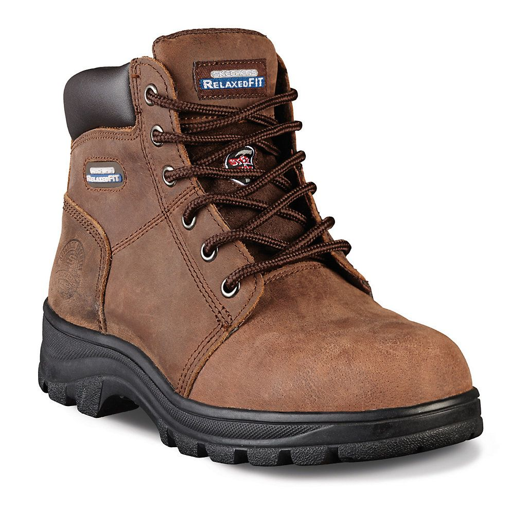 Skechers Relaxed Fit Workshire Peril