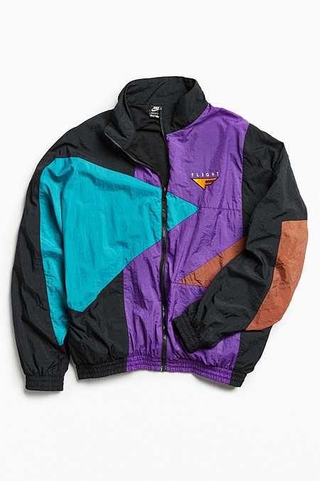 Vintage Nike Purple Windbreaker Jacket Vintage Nike Sweatshirt Vintage Jacket Outfit Vintage Windbreaker Jacket