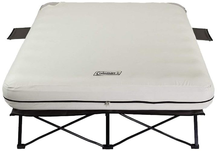 The 12 Best Camping Mattresses For Couples You Should Buy Reviewingplus Com Air Mattress Camping Camping Mattress Air Bed