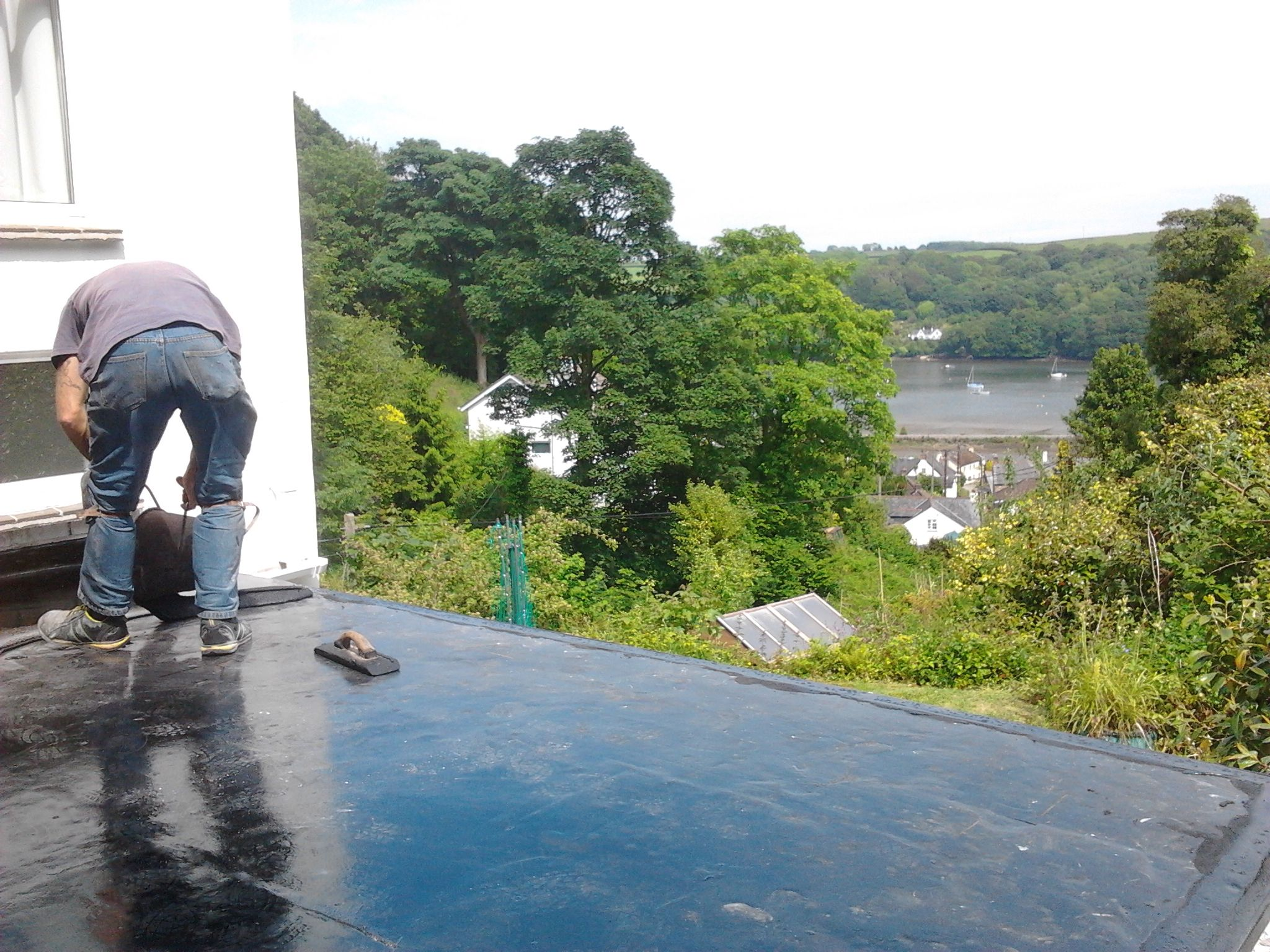 Mastic Asphalt Provides A Smooth, Non Toxic, Waterproof Coating. Pellow  Flat Roofing Are Experts Offering Roof Installation And Roof Repair In  Cornwall.