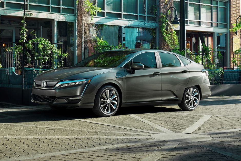Honda Clarity Electric Quietly Discontinued For 2020 In 2020 Honda Car Models Honda Car