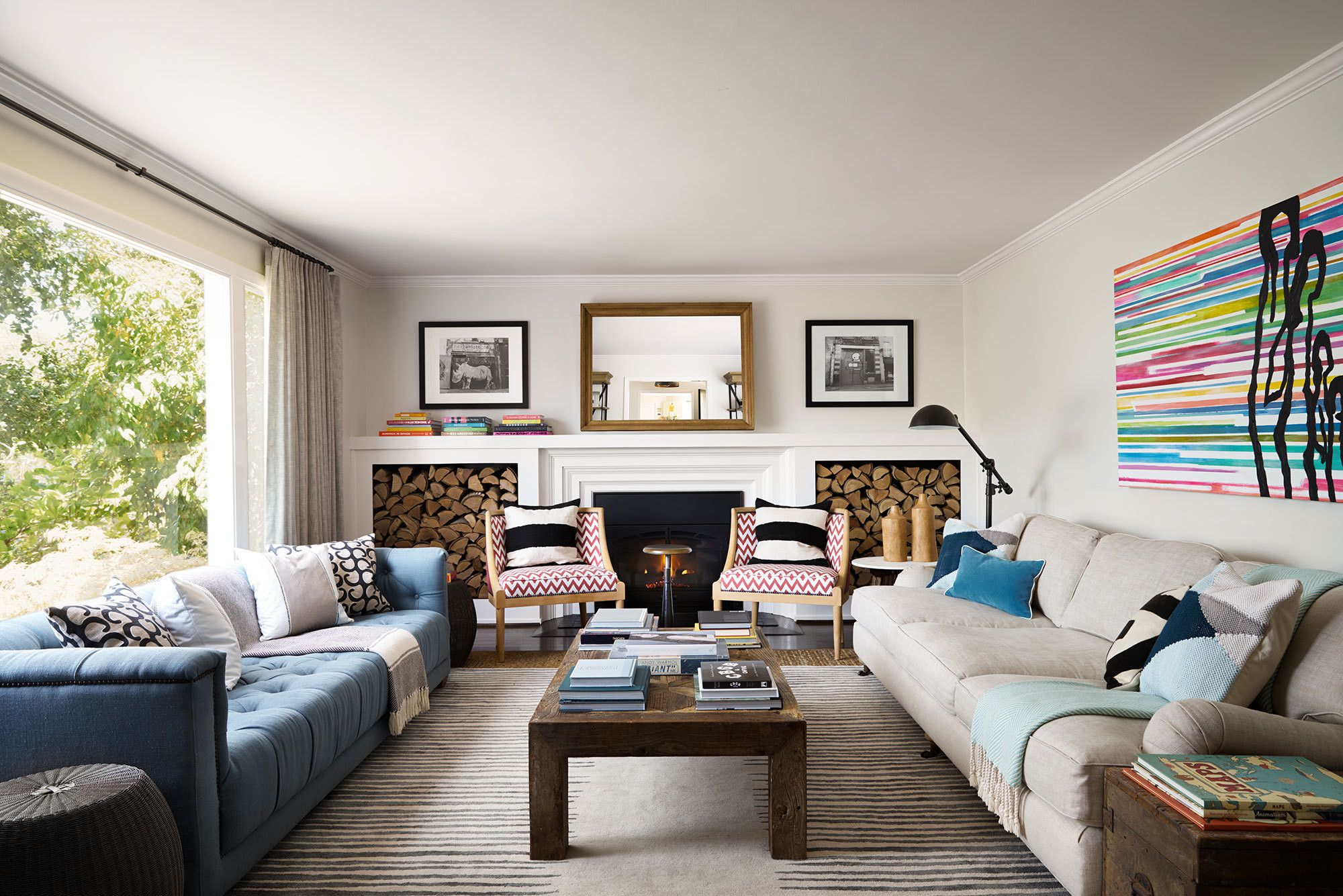 Battle Of The Sofa Arrangements: Can You Guess Which Saves Space?