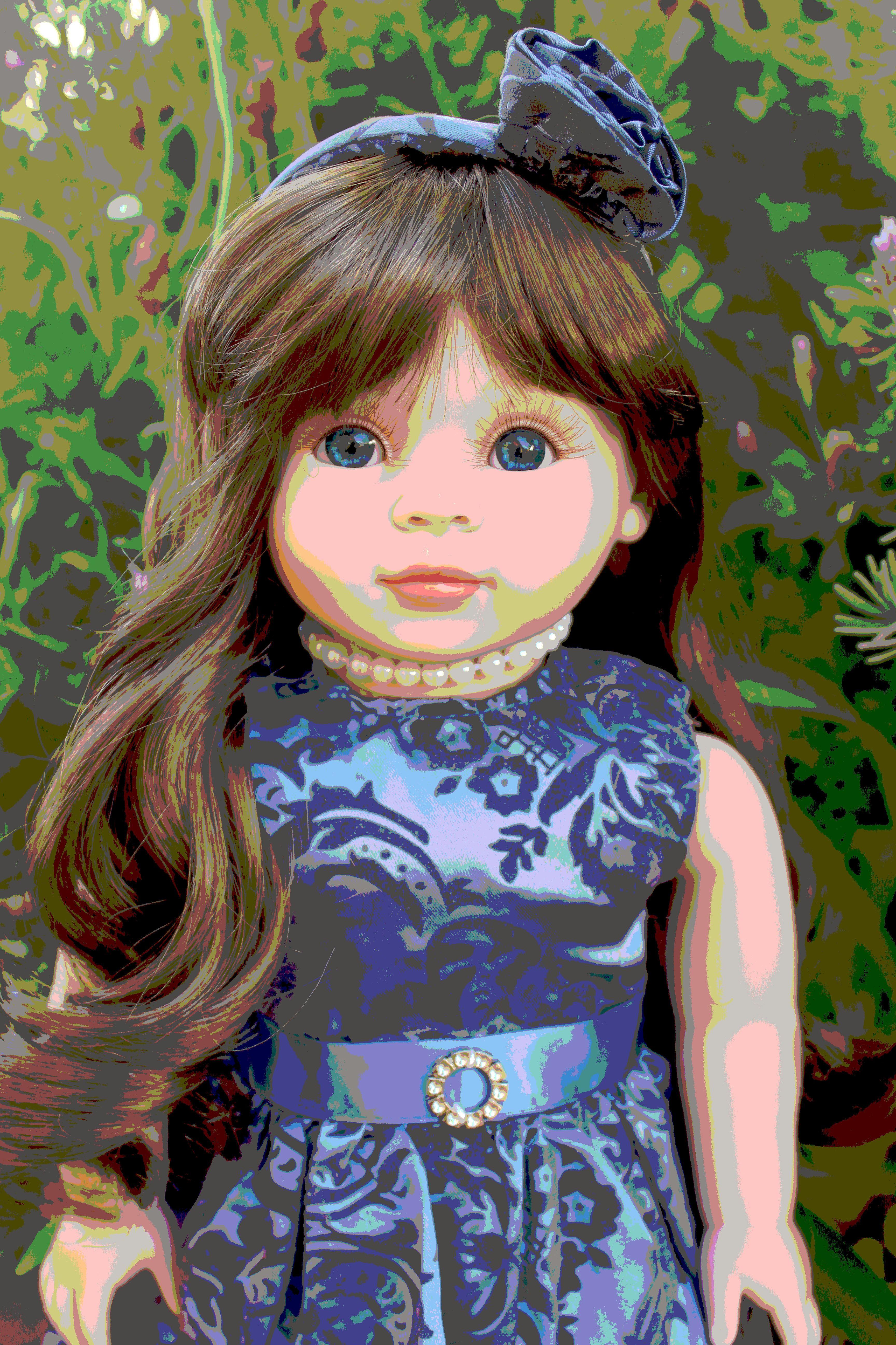 "Digital Art photo. Harmony Club Dolls 18"" Dolls www.harmonyclubdolls.com"