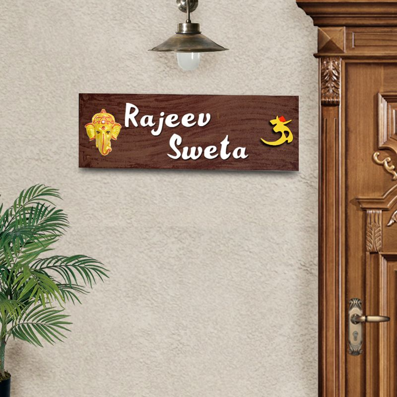 Buy Decorative Custom Name Plates Free Domestic Delivery Decorating Blogs Interior Styling Name Plate