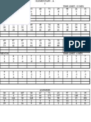 Download | Abacus | Math worksheets, Abacus math, Mathematics