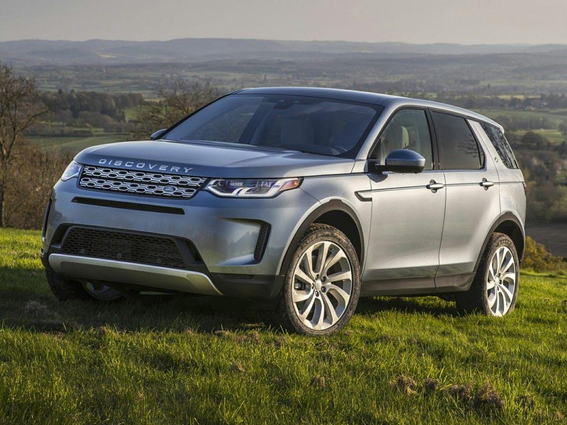 2020 Land Rover Lr4 Land Rover Land Rover Discovery Sport Land