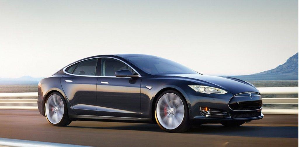 2014 Tesla Tesla Elektrische Auto S Tesla Motors