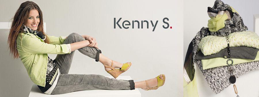 DÁMSKÁ MÓDA Kenny S. Značka byla založena v roce 1983 a představuje 12  kolekcí za rok od 40 do 80 modelů ve velikostech 36-50. d4acdbe8a6