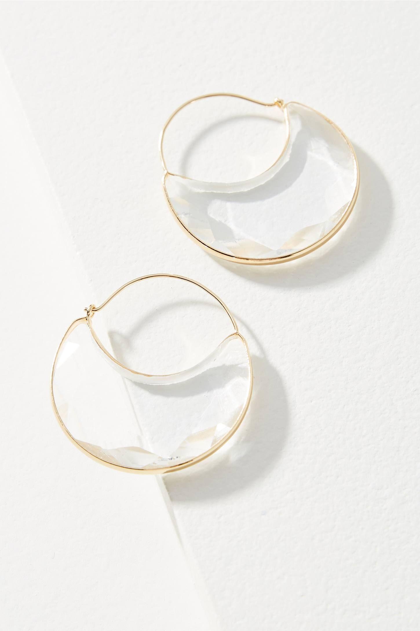 UNUSUAL 925 Silver Pink Moonstone Earrings Xmas Gift For Her Wife Mum Girl Women